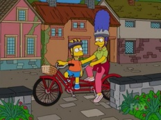 The Simpsons 17x05 : Marge's Son Poisoning- Seriesaddict